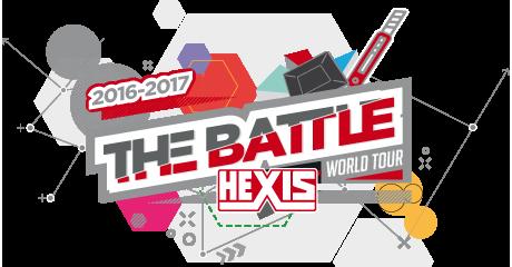battle contest of sema 2016 hexis